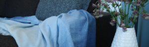 Decoreren met blauw