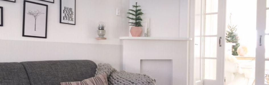 kerst huis interieur blog