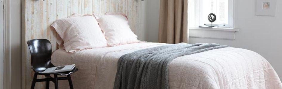 Een sprei: de aankleding van je slaapkamer