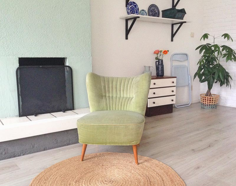 interieur inspiratie stoeltje