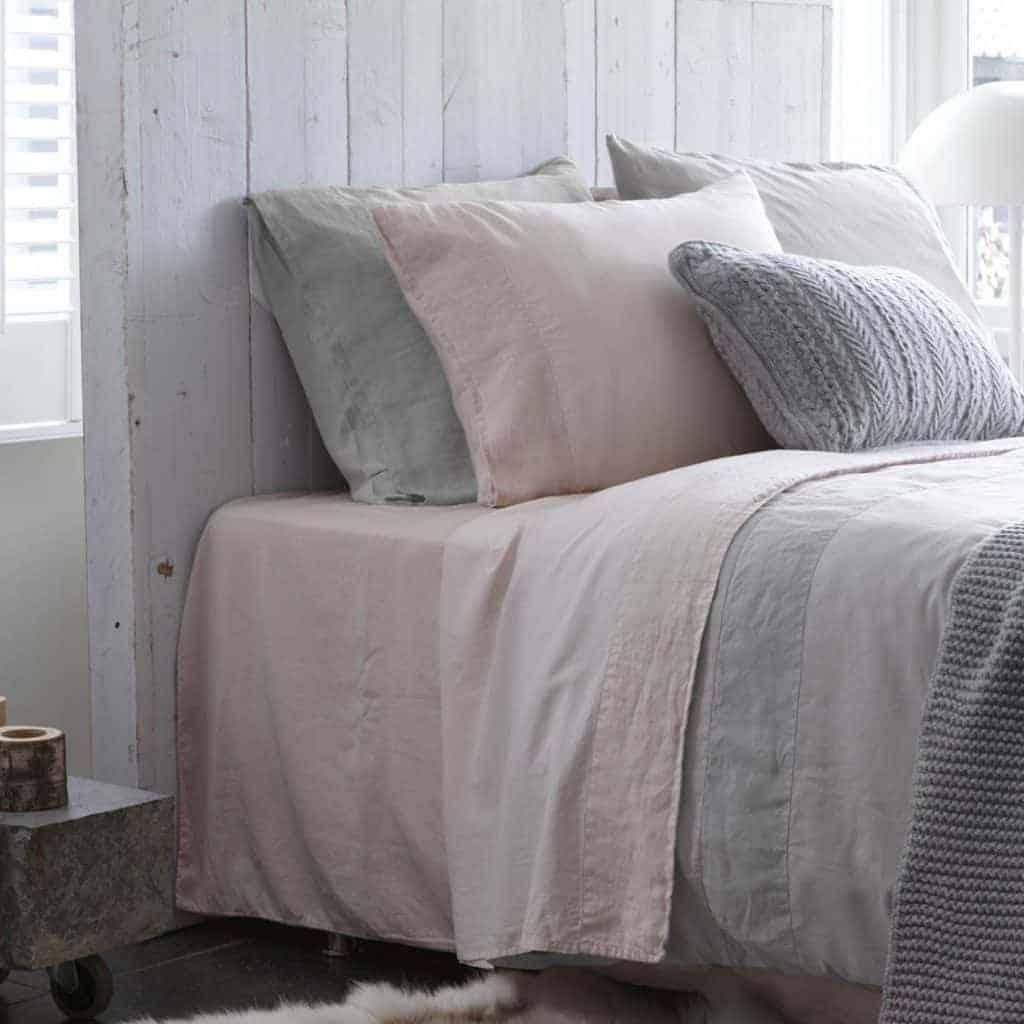slaapkamer kussens dekbedovertrek