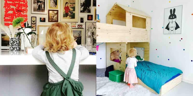 binnenkijken slaapkamer kinderen