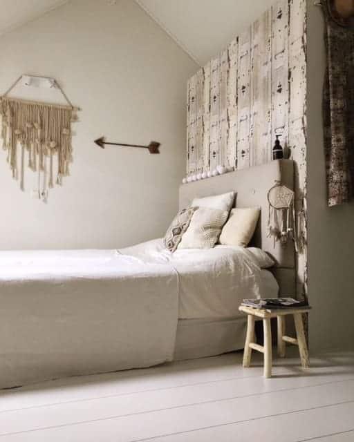 slaapkamer wit inspiratie