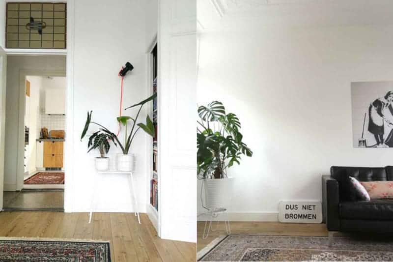binnenkijken muren wit