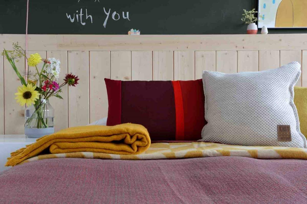 Warme kleuren in je interieur
