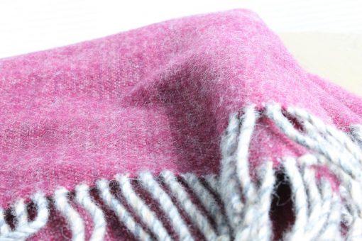 bordeaux plaid wol