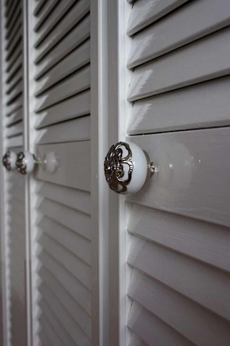 deuren paarse slaapkamer