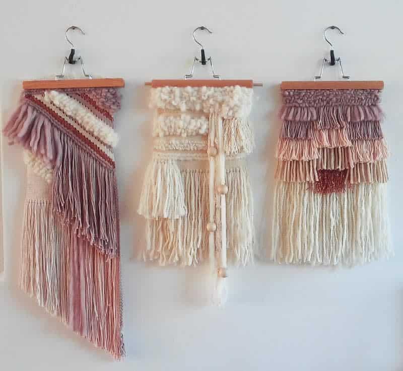 weven kleedjes