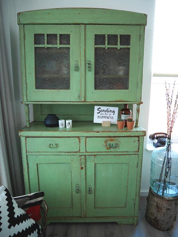 groene kast