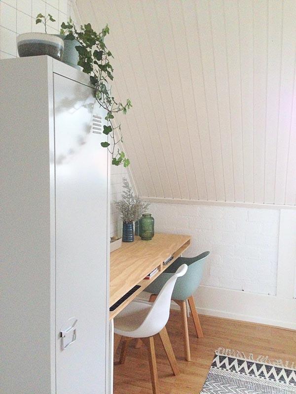 blog studeerkamer styling hoekje