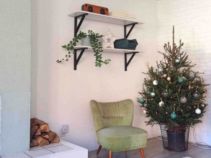 blog huis in kerstsfeer