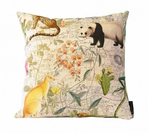 Kussen Wildlife Atlas