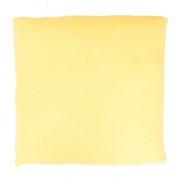 Kussen geel