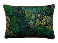 Kussen groen Jungle