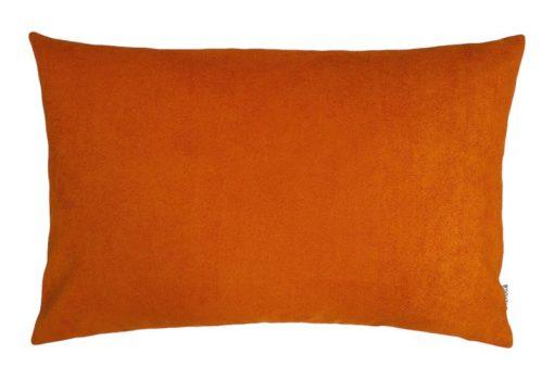 kussen oranje langwerpig raaf