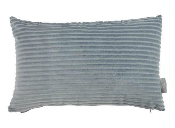 Kussen grijsblauw