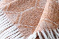 oranje plaid wol tweedmill churchpane