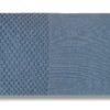 plaid denimblauw blauw grand foulard sprei katoen