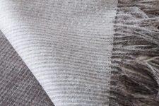 plaid grijs elvang alpacawol