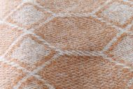 plaid oranje wol tweedmill churchpane