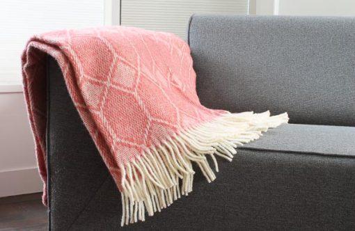 plaid rood wol tweedmill