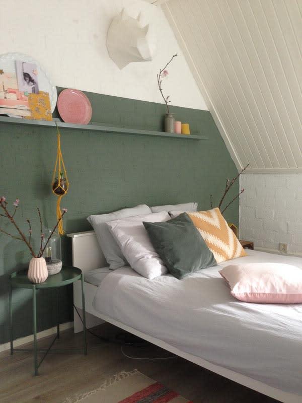 slaapkamer lente styling