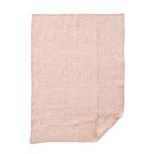 wiegdeken roze wol klippan