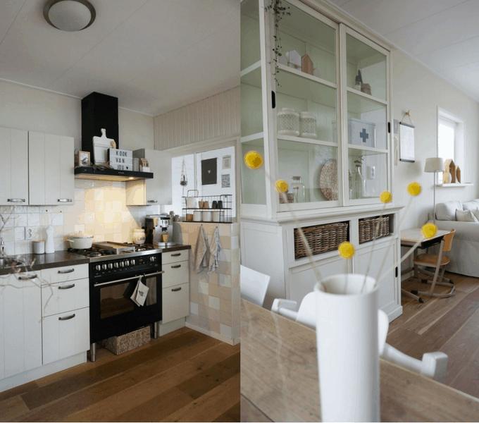 woonkamer keuken