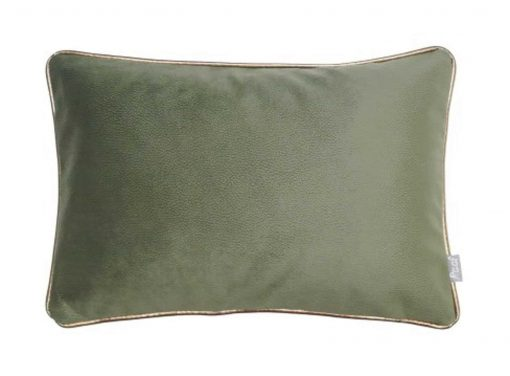 kussen groen langwerpig