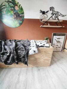deken wol zebra