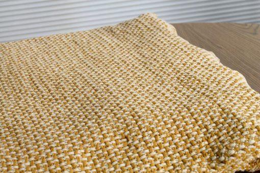 plaid geel klippan katoen