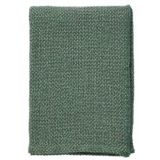 plaid groen donkergroen katoen klippan basket