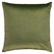 sierkussen groen fluweel velvet