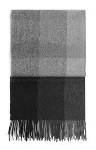 plaid grijs ruiten alpacawol elvang
