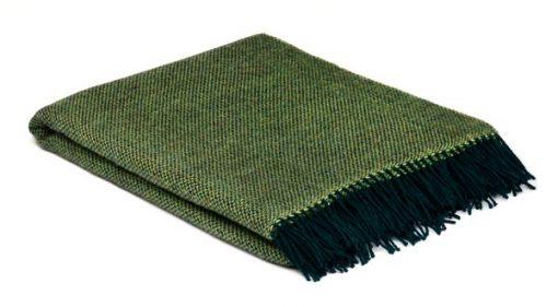 plaid groen wol mcnutt
