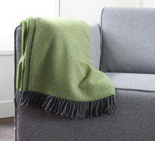 plaid wol groen mcnutt