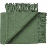 plaid groen wol silkeborg meadow green