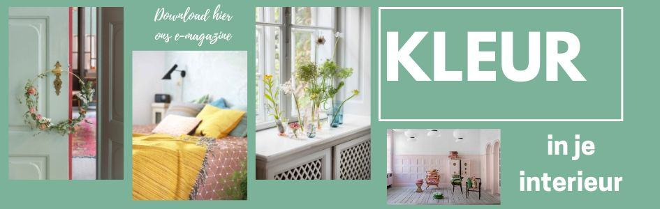 Kleur in je interieur magazine