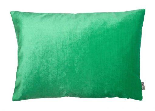 kussen groen fluor langwerpig