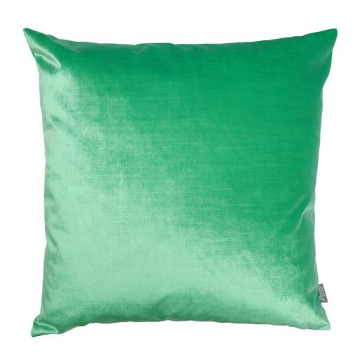 kussen groen fluor vierkant