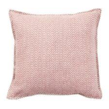 kussen roze nude klippan chevron