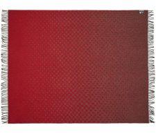 plaid rood alpacawol wol