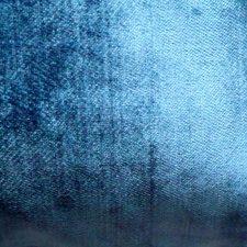 sierkussen blauw raaf lux