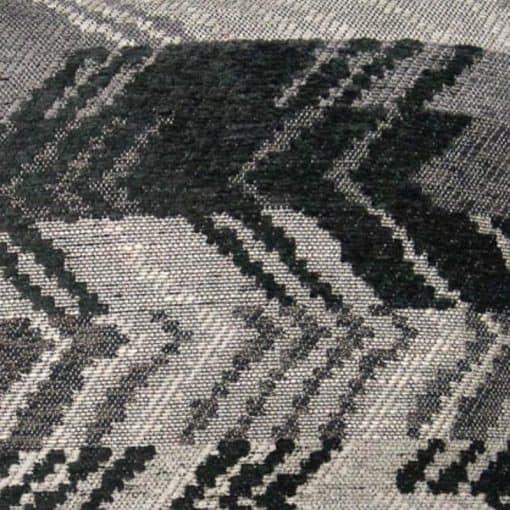 sierkussen grijs zwart ibiza