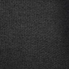 sierkussen zwart meubelstof detail