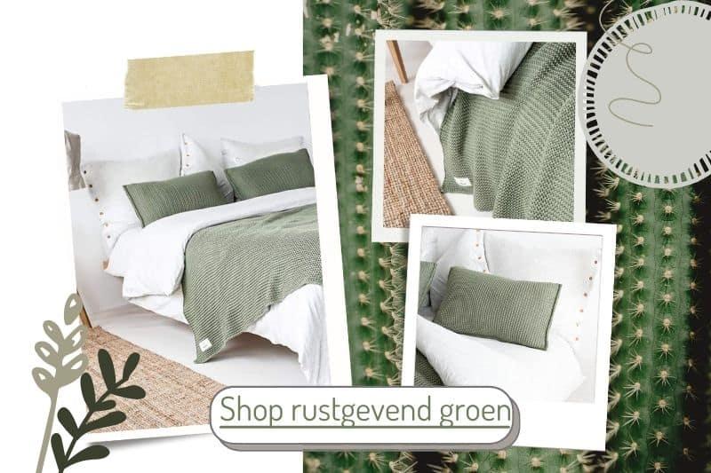 Ga voor rustgevend groen