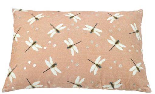 kussen roze goround dragonfly