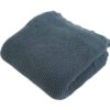 plaid blauw gebreid naomi