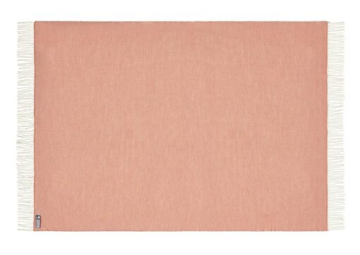 plaid roze merinowol silkeborg