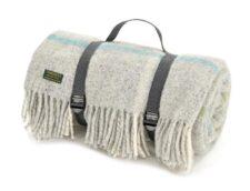 picknickkleed grijs ruiten